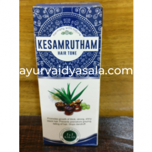 Kesamrutham Hair Tonic 200 ml (Pack of 2)