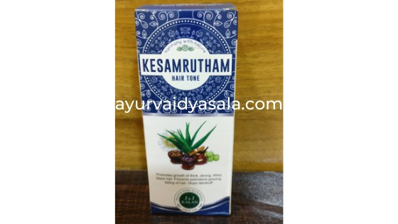 kesamrutham hair tonic