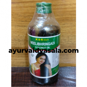 Kalan Neelibhringadi Coconut Oil -100 ml (pack of 2)