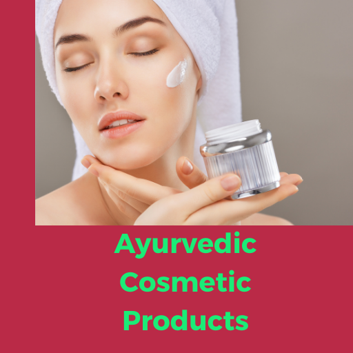 Ayurveda Cosmetic products